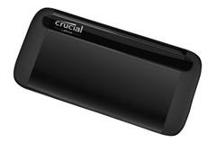 Bild zu Crucial X8 Portable SSD 1TB (externe Festplatte) für 149€ (Vergleich: 177,30€)