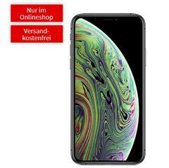 Bild zu APPLE iPhone XS 256GB für 79€ (VG: 799€) mit 40GB o2 LTE Datenflat, SMS und Sprachflat für 34,99€/Monat