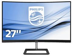 Bild zu PHILIPS 271E1CA/00 27 Zoll Full-HD Monitor (4 ms Reaktionszeit, 75 Hz) für 139€ (Vergleich: 167,99€)