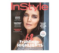"""Bild zu 6 Ausgaben der Zeitschrift """"InStyle"""" für 24€ + 20€ ShoppingBON"""