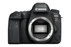 Bild zu [Super – bis 14.00 Uhr] CANON EOS 6D Mark II Body Spiegelreflexkamera (26.2 Megapixel, Full HD, Touchscreen Display, WLAN) für 899€ (Vergleich: 1.275€)