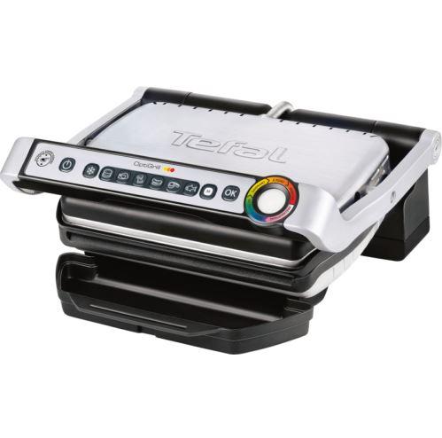 Bild zu TEFAL GC702D Optigrill (Kontaktgrill, 2000 Watt) für 89€ (VG: 99,98€)