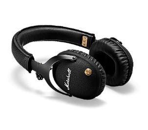 Bild zu Marshall Monitor Bluetooth schwarz Over-Ear-Kopfhörer für 99€ (VG: 119,99€)