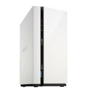 Bild zu 2-Bay-NAS QNAP TS-228A für 122,24€ (VG: 153€)