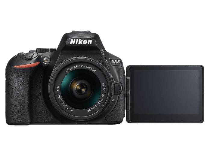 Bild zu Spiegelreflexkamera NIKOND5600 Kit (Objektiv 18-55mm) für 444€ (VG: 517€)