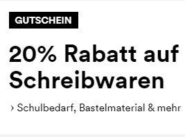 Bild zu Thalia: 20% Rabatt auf Schreibwaren und mehr – z.B.: STABILO Fineliner point 88, 8er Set Pastellfarben für 3,43€ (VG: 7,29€)