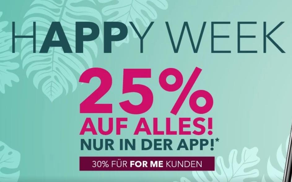 Bild zu Sheego App: 25% Rabatt auf alle regulären Artikel im Shop