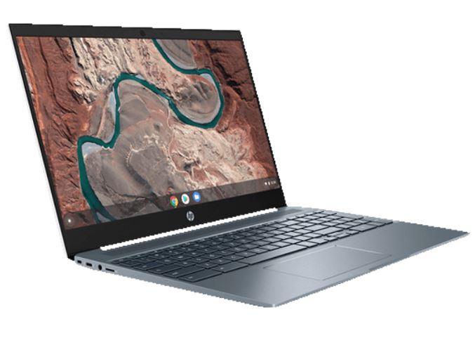 Bild zu HP Chromebook (i3, 8GB, 128GB) + 1 Jahr 100GB Google One für 444€ (VG: 479€)