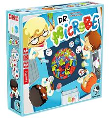 Bild zu [schnell?] Pegasus – Dr. Microbe Kinderspiel für 4,99€ (Vergleich: 22,49€)