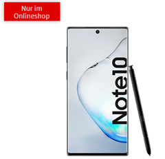 Bild zu SAMSUNG Galaxy Note10 für 1€ mit 10GB LTE Datenflat und Sprachflat im Telekom Netz für 26,99€/Monat