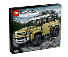 Bild zu LEGO Technic 42110 Land Rover Defender für 124,48€
