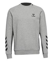 Bild zu Hummel Herren Sweatshirt in Grau für 13,48€ (VG: 28,90€)