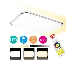 Bild zu 30% Rabatt auf Hengda  LED Deckenleuchten (dimmbar, flimmerfrei)