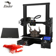 Bild zu Creality ender-3X 3D-Drucker 220*220*250mm inkl. Glasplatte für 169,99€ (Vergleich: 280,35€)