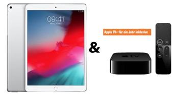 Bild zu [beendet] iPad Air 3 (2019) 256GB LTE + AppleTV 4K 32GB für zusammen 699€ (VG: 953€)
