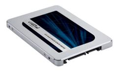 Bild zu Crucial MX500 SSD 500GB 2.5 Zoll SATA 6Gb/s – interne Solid-State-Drive für 62,99€ (Vergleich: 73€)
