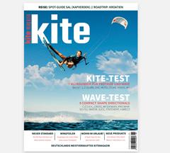 """Bild zu aktuelle Ausgabe """"KiteMagazin"""" als ePaper kostenlos lesen"""