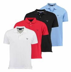 """Bild zu Gant Herren Poloshirt """"The Summer Pique"""" Kurzarm für je 39,90€ (Vergleich: 55,90€)"""