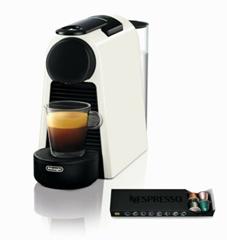 Bild zu DE'LONGHI Essenza Mini EN85.W Nespresso Kapselmaschine für 53,10€ (Vergleich: 88,99€)