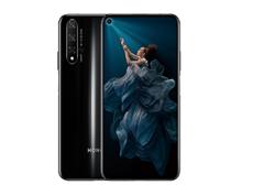 Bild zu MediaMarkt Smartphone Fieber, z.B. HONOR 20 128 GB Midnight Black Dual SIM für 249€