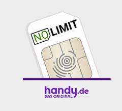 Bild zu o2 No Limit Unbegrenzt LTE (max. 2Mbit) & Allnet-Flat für 19,99€/Monat