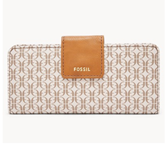 Bild zu Fossil Madison Slim Clutch Damen Geldbörse für 17€ (Vergleich: 37,70€)
