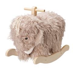 Bild zu Kids Concept® Schaukeltier Neo Mammut für 89,99€ (Vergleich: 116€)