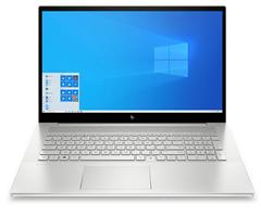 Bild zu HP ENVY 17-cg0305ng, Notebook mit 17,3 Zoll Display, Core™ i5 Prozessor, 16 GB RAM, 512 GB SSD, GeForce MX330 für 888€ (VG: 999€)