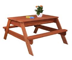 Bild zu SUN International – Sitzgarnitur mit kleiner Sandkiste für 49,99€ (Vergleich: 64,95€)