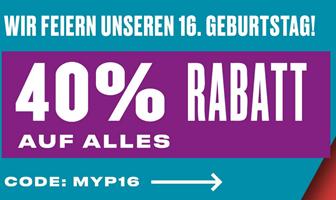 Bild zu MyProtein: 40% Rabatt auf Alles