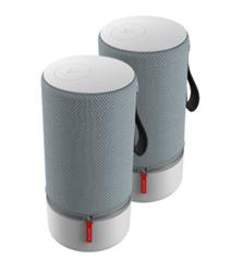 Bild zu Doppelpack Libratone ZIPP 2 Multi-Room Lautsprecher für 256,99€ (Vergleich: 290€)