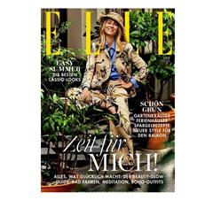 """Bild zu 12 Ausgaben der Zeitschrift """"Elle"""" für 84€ + 80€ Amazon.de Gutschein als Prämie"""