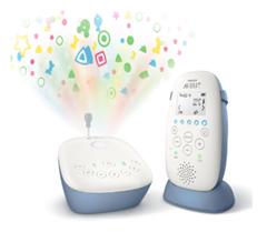Bild zu Philips Avent DECT Babyphone SCD735/26 für 98,99€ (Vergleich: 123,94€)