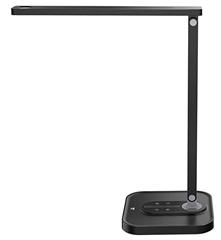 Bild zu TaoTronics LED Schreibtischlampe (14W, 5 Farbtemperaturen, 5 Helligkeitsstufen, Integrierter USB-Anschluss) für 16,99€