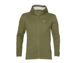 Bild zu Asics Accelerate Jacket – Herren Laufjacke in oliv für 55,55€