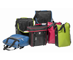 Bild zu 2er Pack 4Uniq Fahrradtaschen für je 17,99€ (Vergleich: ab 22,99€)