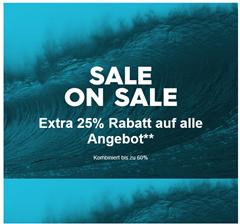 Bild zu Quiksilver: 25% Extra-Rabatt auf alle Sale Artikel