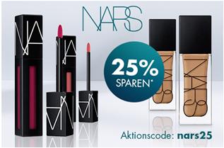 Bild zu Galeria.de: 25% Rabatt auf Nars Make-up Produkte