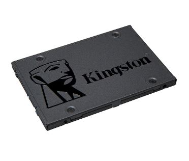 Bild zu Kingston A400 480GB TLC 2.5zoll SATA600 SSD für 49,90€ (VG: 61,90€)