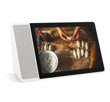 Bild zu Lenovo Smart Display mit Google Assistant (8″, HD IPS Display) für 59€ (VG: 99€)