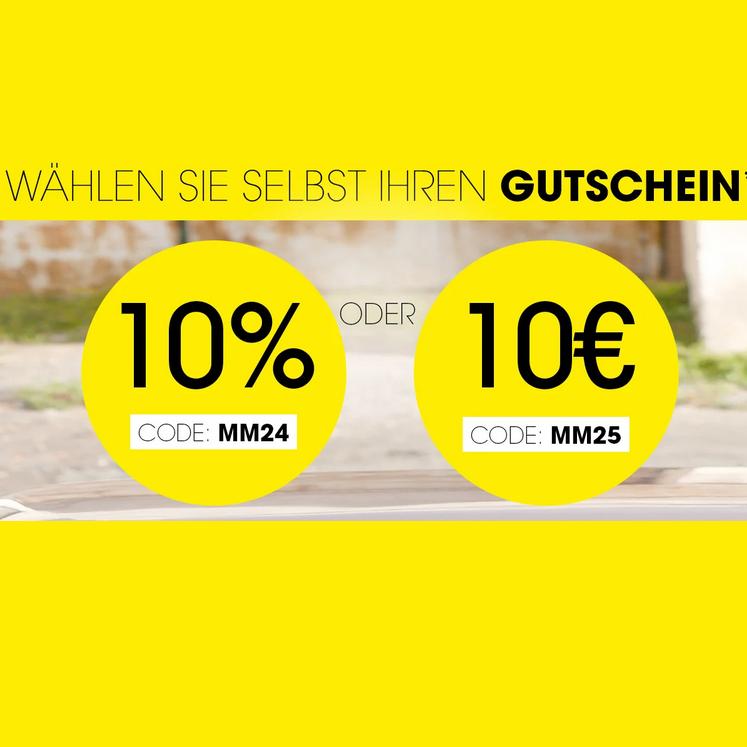 Bild zu MiaModa: 10% oder 10€ Rabatt durch Gutscheincode (MBW: 40€)
