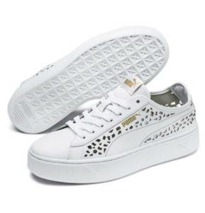 Puma Lasercut Sneaker