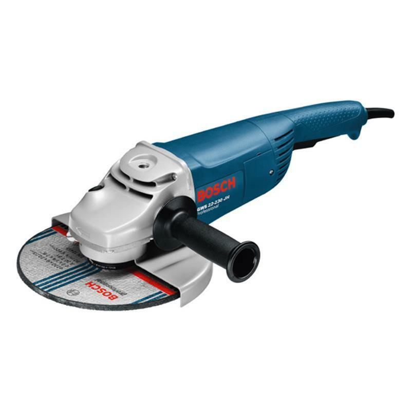 Bild zu Bosch Winkelschleifer GWS 22-230 JH Professional für 99,95€ (Vergleich: 113,33€)