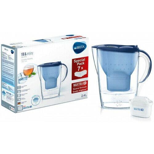 Bild zu Wasserfilter Brita Marelle im 7er Pack für 34,99€ (Vergleich: 44,99€)