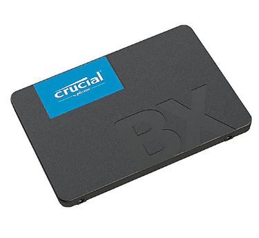 Bild zu Crucial BX500 SSD 1TB 2.5 Zoll SATA 6Gb/s für 91,99€ (VG: 103,50€)