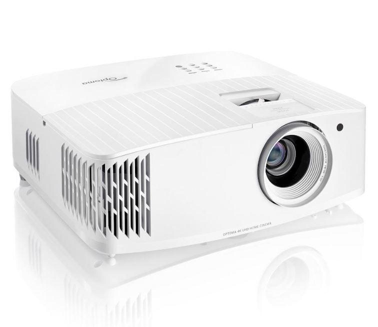 Bild zu Optoma UHD30 4K Heimkino DLP Projektor für 999€ (VG: 1149,98€)