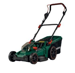 Bild zu PARKSIDE Akku-Rasenmäher »PRMA 40-Li A2«, 7 Schnitteinstellungen, ohne Akku und Ladegerät für nur 102,29€ (VG: 176,77€)