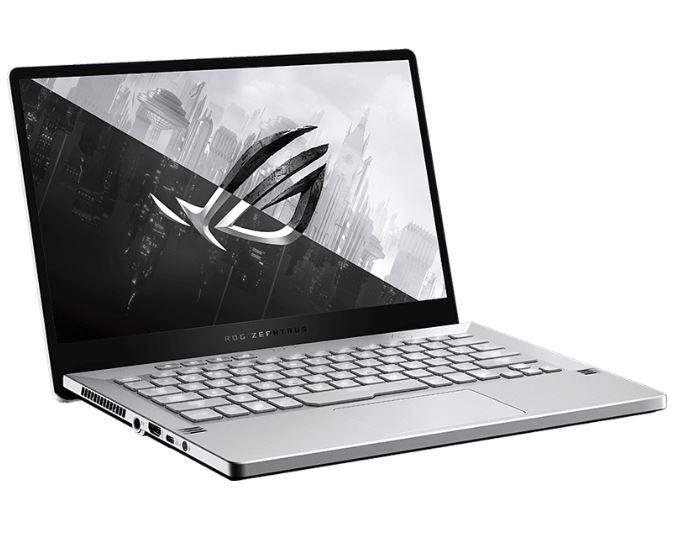 Bild zu ASUS ROG Zephyrus G14 (14 Zoll Display, Ryzen 5 4600HS, 8 GB RAM, 512 GB SSD, GTX 1650 Ti) für 1149€ (VG: 1299€)
