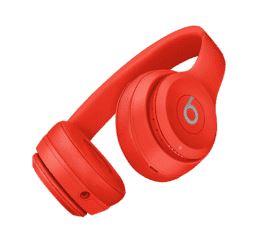 Bild zu BEATS Solo 3 Wireless (On-ear Kopfhörer, Headsetfunktion, Bluetooth, Rot) für 111€ (VG: 149€)