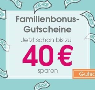 Bild zu babymarkt.de: Bis zu 40€ Rabatt auf viele Artikel aus dem Sortiment (Abhängig vom Bestellwert)